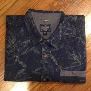 Men's Company 81 Short sleeve shirt.